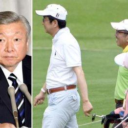 木澤克之判事は信任されるのか(右は、安倍首相とゴルフを楽しむ加計孝太郎氏)