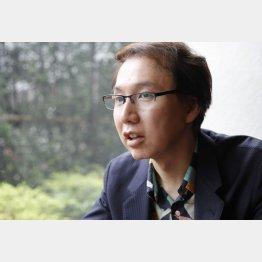 経済評論家・門倉貴史さん(C)日刊ゲンダイ