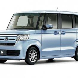 【ホンダN-BOX】安全性も乗り心地も小型車並みの先端軽