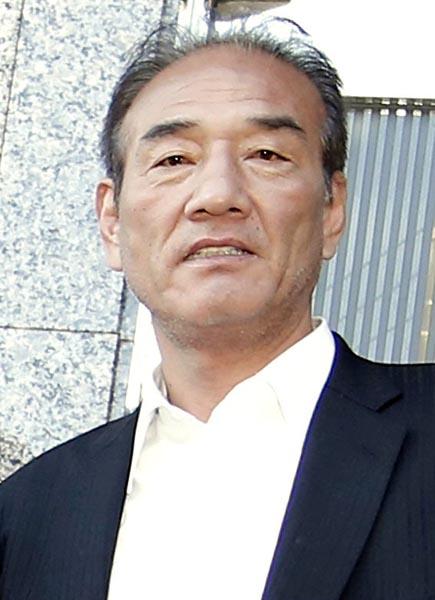 元大関・若島津(C)共同通信社