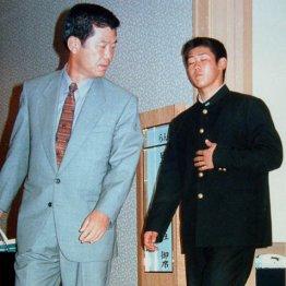 当初はベイスターズ志望だった横浜高校・松坂