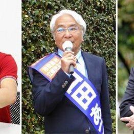 左から順に黒川敦彦氏、山田厚史氏、天木直人氏