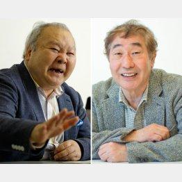 蛭子さんに王手?(C)日刊ゲンダイ
