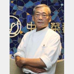 中国菜群青の張瑞隆さん(C)日刊ゲンダイ