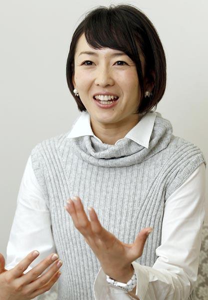 狩野恵里アナ(C)日刊ゲンダイ