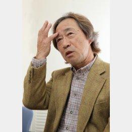 武田鉄矢の持論が話題(C)日刊ゲンダイ