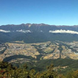 長野県中川村で絶品の酒と大自然の絶景に酔う