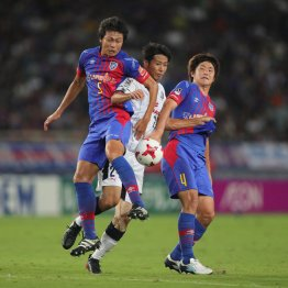 9月9日の大阪戦が篠田監督の最後の試合となった