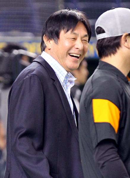 日本ハムが二軍監督として招聘した荒木氏(C)日刊ゲンダイ