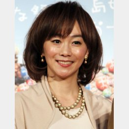元フジテレビアナウンサーの木佐彩子(C)日刊ゲンダイ