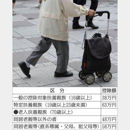 厳しい財布の中身をやりくりする(写真はイメージ)/(C)日刊ゲンダイ