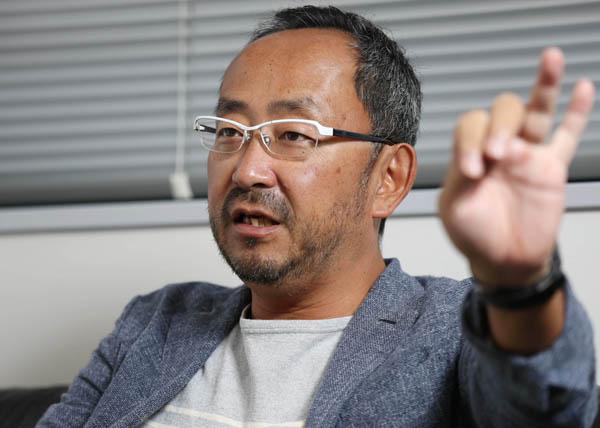 東芝問題を取材し続けるジャーナリストの大西康之氏(C)日刊ゲンダイ