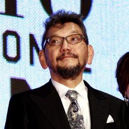 庵野秀明監督は「日本のアニメは凋落」と予言/(C)日刊ゲンダイ