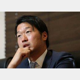 オーシャナイズの菅澤聡社長(C)日刊ゲンダイ