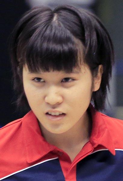 中国選手には何をやっても通用しなかった(C)日刊ゲンダイ