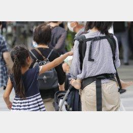 教育の無償化は追い風(C)日刊ゲンダイ