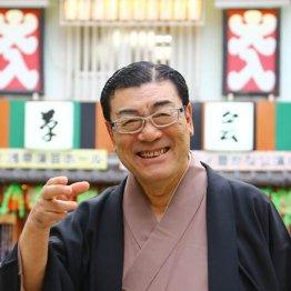 講談師・神田松鯉「何年も酒は買ってない」 そのワケは?