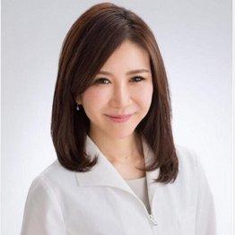 「しのぶ皮膚科」蘇原しのぶ院長(提供)株式会社エクラ