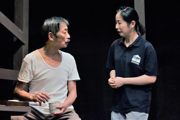 TOKYOハンバーグ「しゃぼん玉の欠片を眺めて」(C)ありせさくら