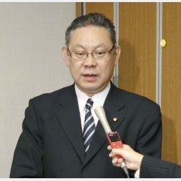 女児暴行の疑い 民進・小川勝也参院幹事長の21歳長男逮捕