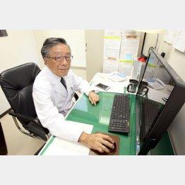 新座志木中央病院の加藤治文名誉院長(C)日刊ゲンダイ