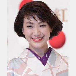 昨年初出場した市川由紀乃(C)日刊ゲンダイ