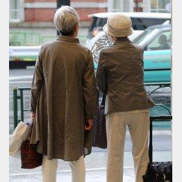被害者の7割が60歳以上(写真はイメージ)/(C)日刊ゲンダイ