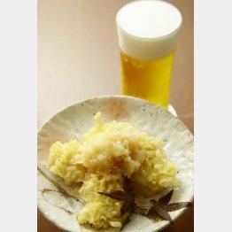 合う酒=ビール、日本酒(C)日刊ゲンダイ