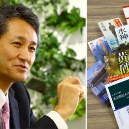 第一園芸・田中浩社長「亡き父の蔵書を整理して親子の縁に気づきました」