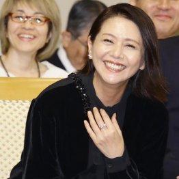 小泉今日子の熱愛報道が単なる飲み友達だろうと思う根拠