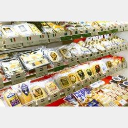 11月11日は「チーズの日」でもある/(C)日刊ゲンダイ