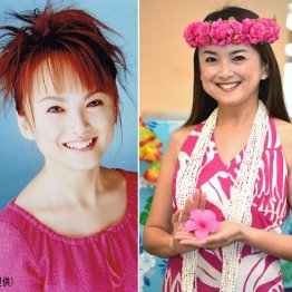 引退後はOLも経験 元アイドル・山口リエさんは2児の母に