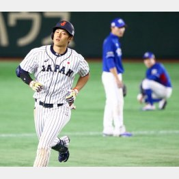 これで東京五輪は当確か?(C)日刊ゲンダイ