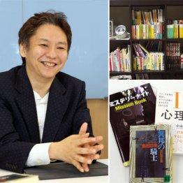 """シンクスクエア田中健一社長は""""謎中毒"""" 島田荘司に衝撃"""
