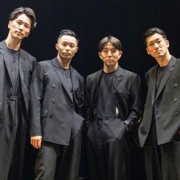 左から、NOPPO、shoji、kazuki、Oguri の4人