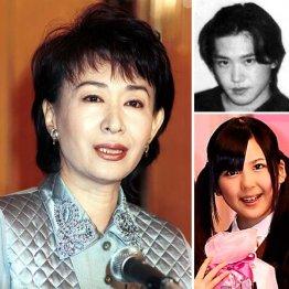 (左から時計回り)三田佳子、高橋祐也、大和里菜