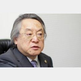 小林節氏(C)日刊ゲンダイ