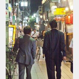 繁華街の物件も(C)日刊ゲンダイ