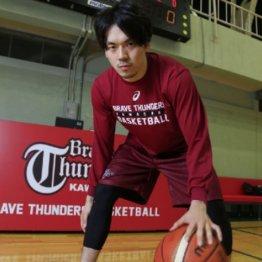篠山竜青選手