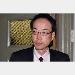 森信親金融庁長官の意向(C)日刊ゲンダイ