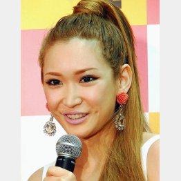 紗栄子はズバズバ言うタイプ(C)日刊ゲンダイ