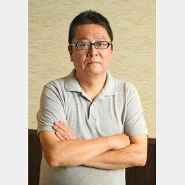 「日本酒Dining 根岸 川木屋」の川木一伸さん/(C)日刊ゲンダイ