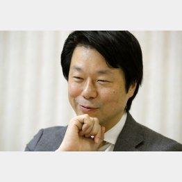 瀬川晶司五段(C)日刊ゲンダイ