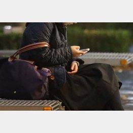 女性の方がLINEを使い慣れてる(写真はイメージ)/(C)日刊ゲンダイ