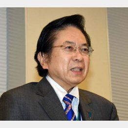 ポスト黒田として駐スイス大使の本田悦朗氏の名前が浮上(C)日刊ゲンダイ