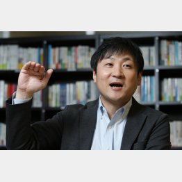 「大きな流れで見れば新卒の就職率が上がるのも当然」と曽和利光氏(C)日刊ゲンダイ