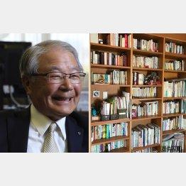 第一住宅の河野経夫会長(C)日刊ゲンダイ