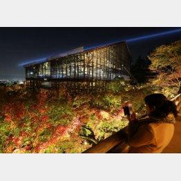 京都の清水寺は外国人観光客にも大人気(C)共同通信社