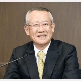 NHK上田会長は苦情急増にどう対応する?(C)共同通信社