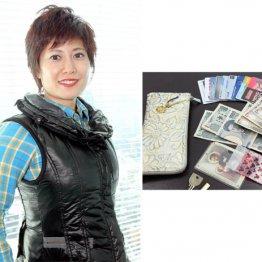 大城バネサさんは根っからの現金主義 財布に魔除けの塩も
